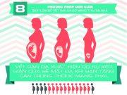 8 cách đơn giản để loại bỏ vết rạn da khi mang thai